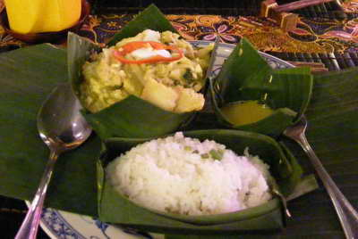 Scrumpdillyicious angkor temples and amok for Angkor borei cambodian cuisine
