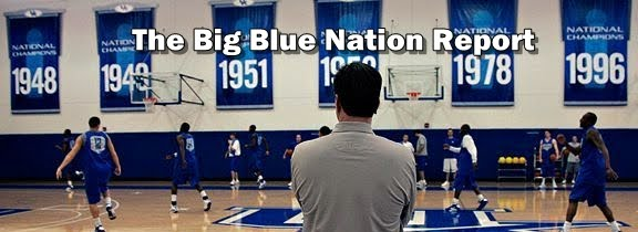 The Big Blue Nation Report
