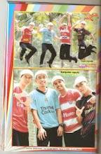 Dmen'C Di Majalah
