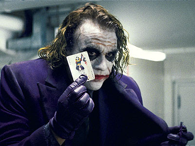 Tattoos, Color, Eyes, Face, Joker, Lettering/writing, Playing Cards,