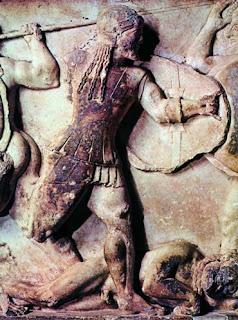 Korkunç Ares - Yunanlarda savaşın şiddet tanrısı