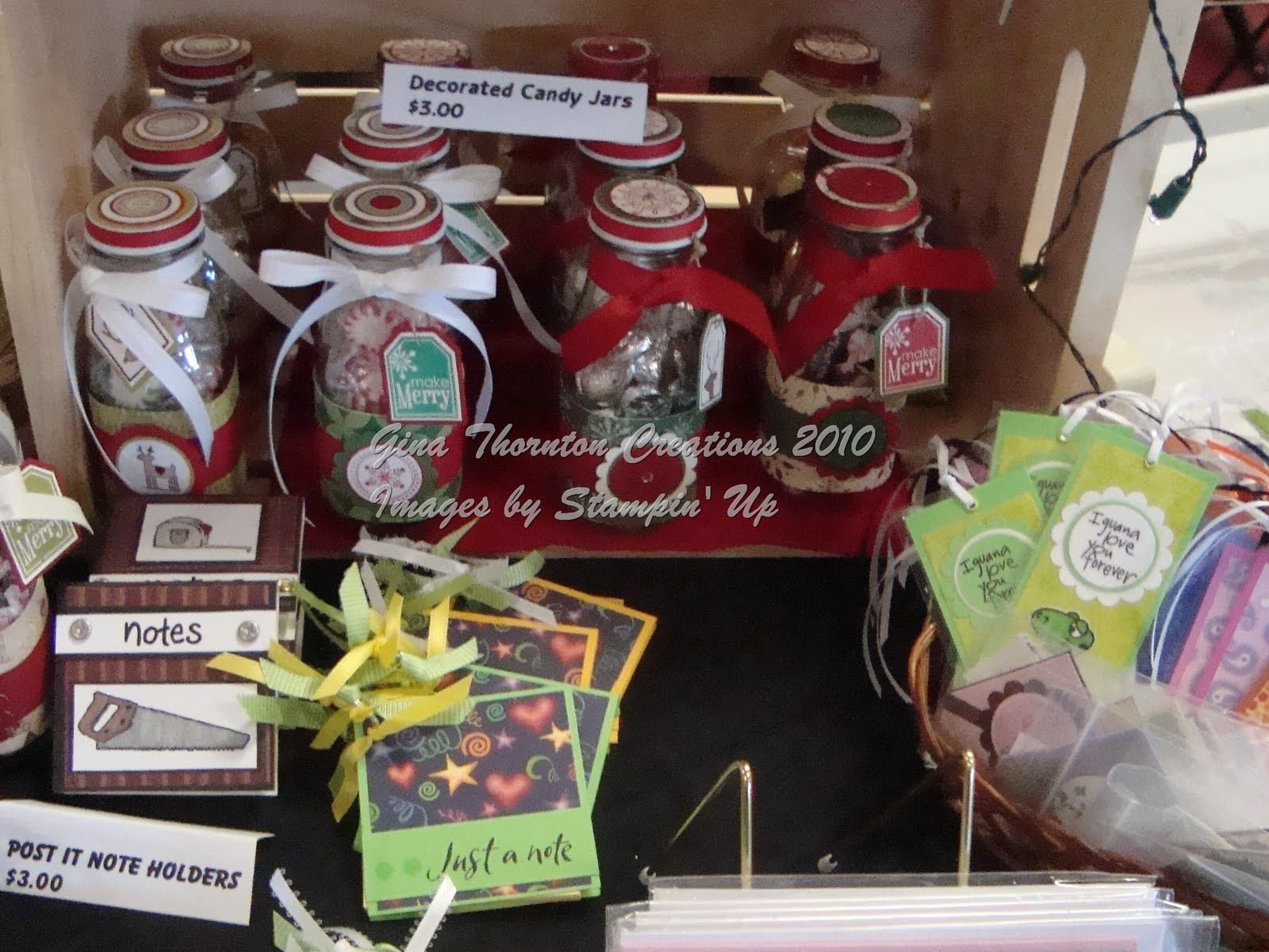Christmas Ideas to Sell at Craft Fair