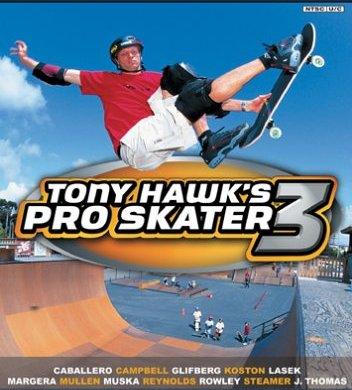 Trucos para tony hawk pro skater 3 pc