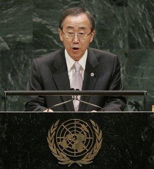 ONU afirma crisis precios alimentos podría dañar seguridad