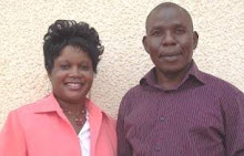 Christopher and Agnes Lubega