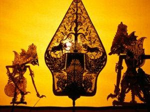 Wayang Kulit is very popular