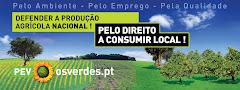 Com «Os Verdes» Produzir Nacional, Consumir Local