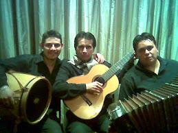 Con Marcelo Palavecino y Javier d¨Almeyda