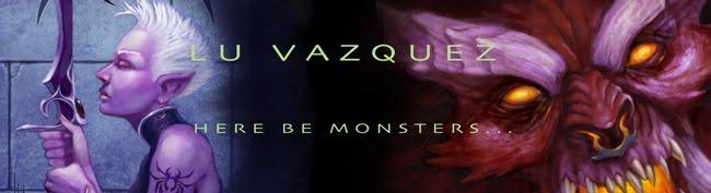 Lu Vazquez Blog