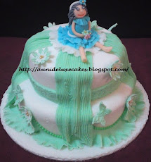 TIERS CAKE(WITH FIGURINE)
