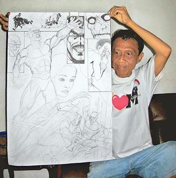 gundala putra petir, hasmi, komik indonesia
