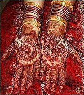 A Wedding Tale Mehndi Indian Art