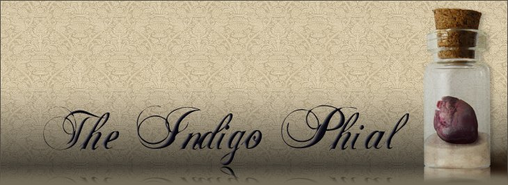 The Indigo Phial