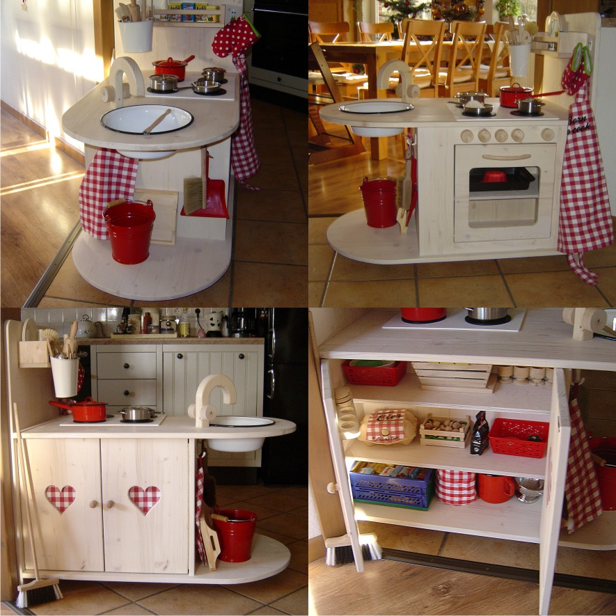 ute 39 s scrapblog k che. Black Bedroom Furniture Sets. Home Design Ideas