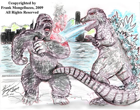the gallery for gt king kong vs godzilla 2012