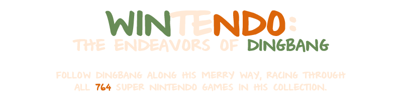 Wintendo:  The Endeavors of Dingbang
