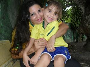 Eu e meu amor Ana Clara