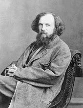 Dmitri Ivanovich Mendeleyev (1834-1907)