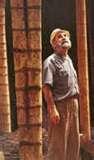 Frans Krajcberg escolheu o sul da Bahia para viver e trabalhar