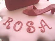 En este paso a paso os explico como hice las letras de la última tarta, .