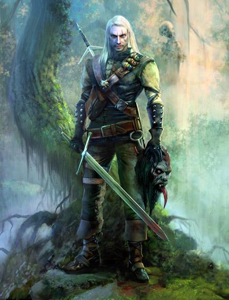 Saga de Geralt de Rivia Geralt+de+Rivia