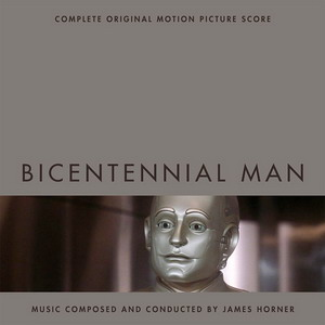 World of Soundtrack: James Horner - Bicentennial Man ...