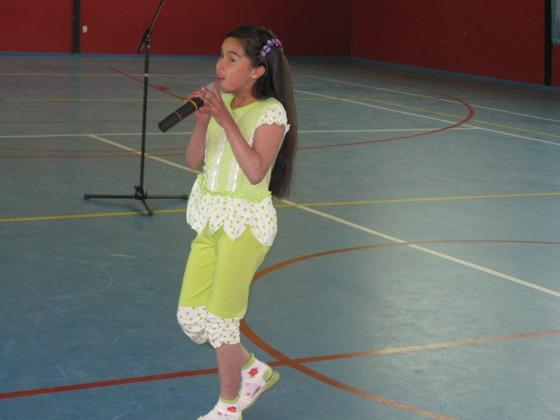 Camila nos entrega su dulce voz