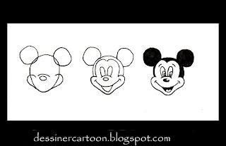 comment-dessiner-mickey-mouse-de-dysney.