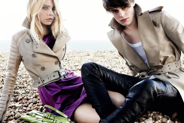Burberry Spring Summer 2011 Ad Campaign_