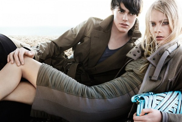 Burberry Spring Summer 2011 Ad Campaign_3