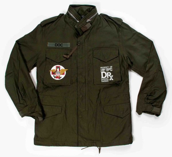 Dr Romanelli x The Real McCoy x Beetle Bailey Collection