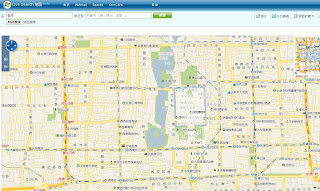 Mapping at street level with local search terms