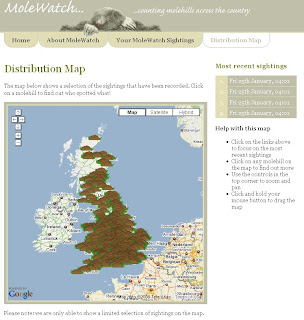 The Mole Map UK