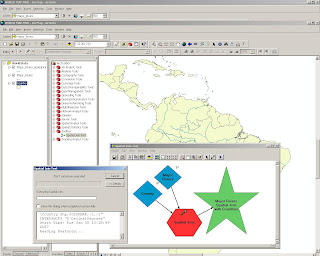 Spatial Join (Analysis)in Model Builder