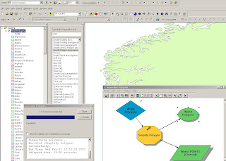 Generalizing Polygons ArcGIS 9.2