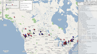 Beer Map Canada Overview