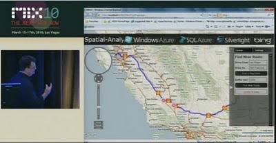 SQL Azure Spatial POI Along Route