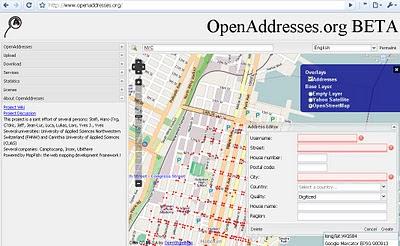 openaddresses.org