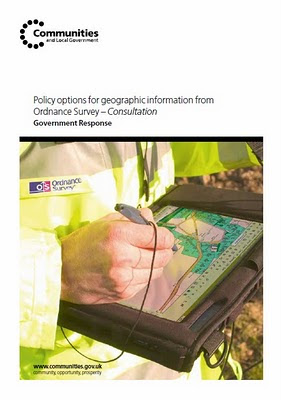 Ordnance Survey Government Response