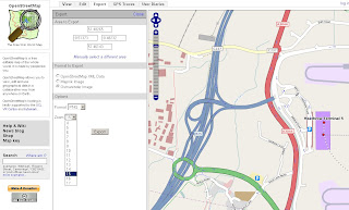 Open Street Map Export Maps Formats