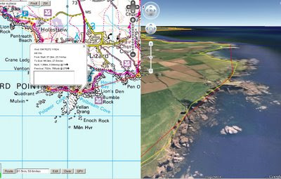 South West Coastal Path - Lizard Point (Cornwall)