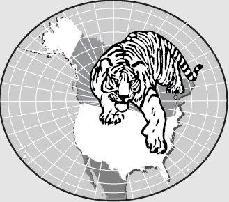 Tiger 2008 - US Census Bureau Logo