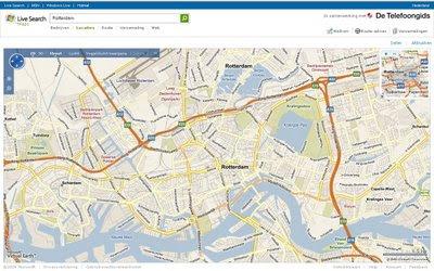 Live Maps Netherland