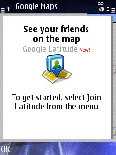 Google Maps Mobile V3 with  Latitude