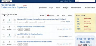 GIS Stack Exchange Answering GIS Questions