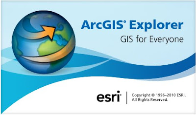 ArcGIS Explorer Build 1500 Released