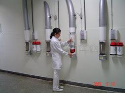 HOSPITALAR PNEUMATIC TUBE SYSTEM