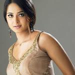 Anushka Sheety At Shooting Of A Telugu Movie