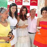 Mandira Bedi, Aditi Govitrikar At Baliey's Brunch Organised By Nisha Jamval