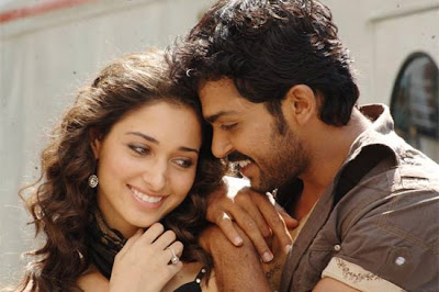 Thamanna And Karthi